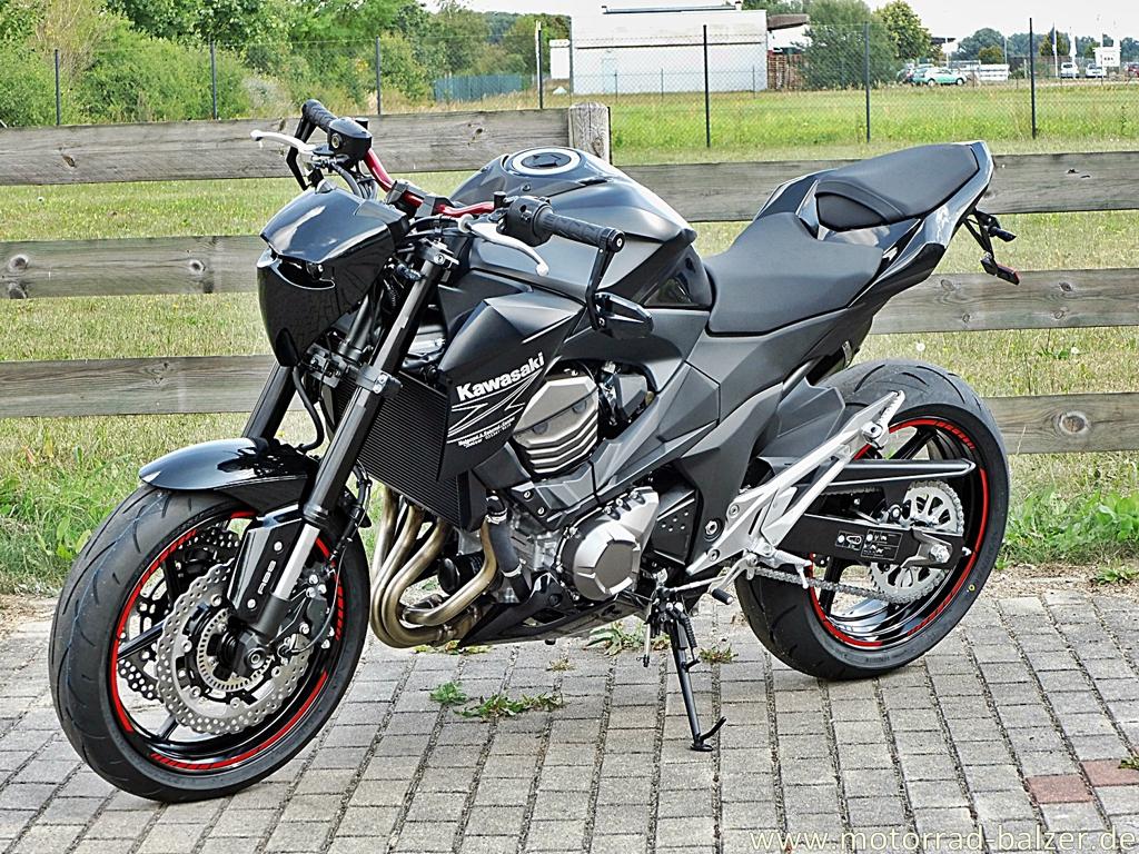 Umbauten Motorrad Balzer